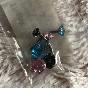 Belly Ring Trio